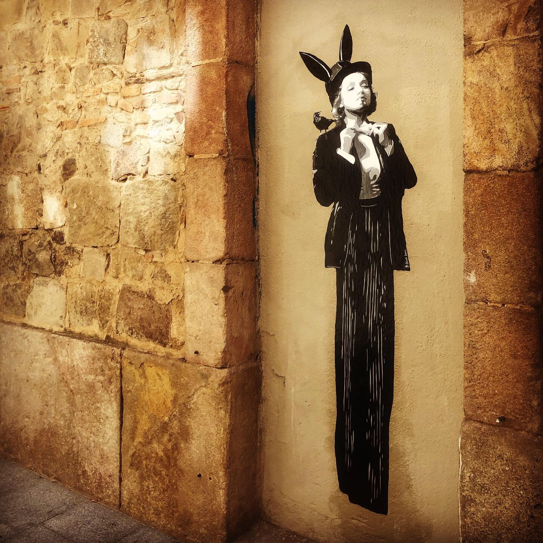 Marlene in Barcelona